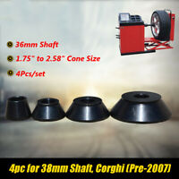 38 mm Wheel Balancer Cone 2.95-3.63  Range
