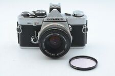 Excellent Olympus OM-2N 35mm SLR Film Camera w/ zuiko AUTO 50mm f/1.8 #373