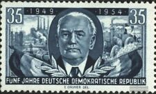 DDR 444 postfris MNH 1954 5 Years DDR