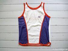 NOS 90 S Mesh Champion Tank Top Basket Phoenix Suns Barkley NBA Vintage S M