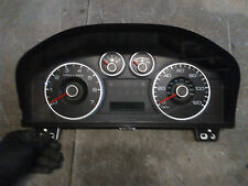 08-09 FORD FUSION INSTRUMENT CLUSTER SPEEDOMETER TACH MPH ODOMETER 8e5t-10849-bd