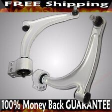 Front LH+RH Aluminum Lower Control Arms Silver for 05-10 Pontiac G6