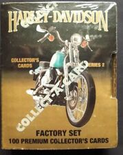 HARLEY DAVIDSON TRADING CARDS SERIES 2 SINGLES YOU PICK #101 TO 200