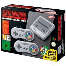 New SNES Classic Edition Gray Console Nintendo Mini Pre-ORDER 2017 EU, FAST SHIP