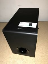 Sony SS-WCT80 Passive Subwoofer for Sound Bar Home Theater System HT-CT80