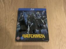 Watchmen Play.com Blu-ray Steelbook Rare OOP - New