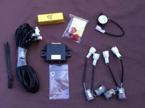 Ford Kuga TE 2012 Reverse Sensor Kit