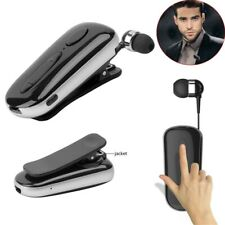 Wireless Bluetooth Earphone Headset Earbud w/ Clip for iPhone 7 8 X 11 XS XR LG