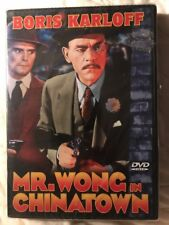 Mr. Wong in Chinatown (Dvd, 2002)