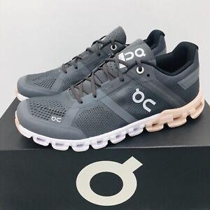 ON CLOUD Cloudflow Running Shoes,  Rock / Rose  Women's Size 9.5 Medium