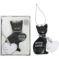 Lucky Black Cat Wedding Keepsake- Wedding Bride Gift - 13590