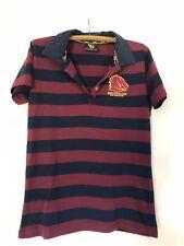 Brisbane Broncos Size 16 Polo Shirt