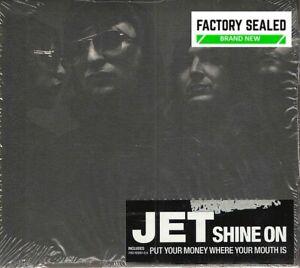 Jet – Shine On LIMITED Edition CD Digipak NEW