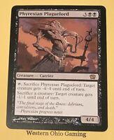 1 FOIL Phyrexian Plaguelord Black Eighth 8th Edition Mtg Magic Rare 1x x1