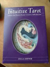 The Intuitive Tarot ~ Cilla Conway ~ Complete Set ~ OOP