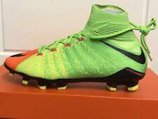 Nike HYPERVENOM PHANTOM 3 DF FG Scarpe da calcio scarpe da ginnastica Tg UK 4,5 Eur37, 5
