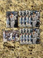 Aaron Judge 2020 Lot (10) Topps Chrome, Topps, Topps Update New York NY Yankees