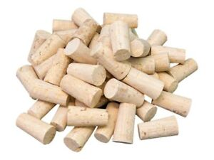 20 x Tapered Corks Bung Stopper Bottle size: 4 / 6 mm