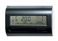 Cronotermostato Touchscreen Finder colore Grigio Antracite mod. 1C71