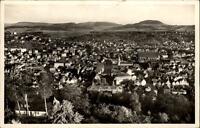 Schwäbisch Gmünd Postkarte ~1950/60 gelaufen Gesamtansicht Panorama Umgebung