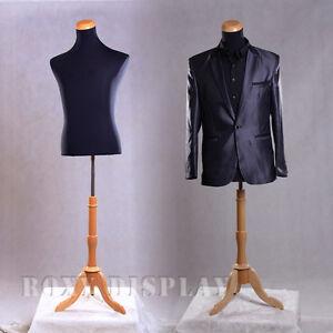 Male Mannequin Manequin Manikin Dress Body Form #JF-33M02+BS-01NX