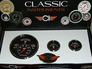 1957 chevy bel air classic instruments gauge cluster