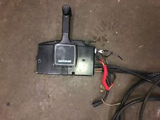 Mercury Mariner 20HP 25HP 2-S Electric Start Side Mount Outboard Remotes (8 Pin)