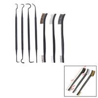 7pcs/Set Gun Cleaning Kit 3pcs Steel Wire Brush + 4pcs Nylon Pick Set UniversCR