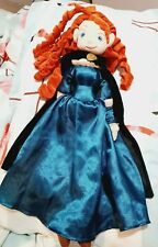 Disney Store Brave Merida Soft Plush Doll Toy 19 Inches Vgc combine postage