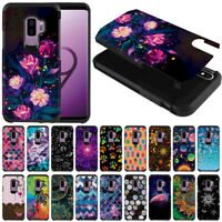 """For Samsung Galaxy S9 Plus/ S9+ 6.2"""" Shock Proof Impact Hybrid TPU Case Cover"""