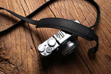 AYdgcam Premium Genuine Leather Camera Neck Shoulder Strap For Leica Fuji Lumix