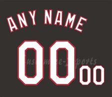 2003 todas las estrellas de la Liga Nacional de Béisbol Camiseta Personalizado Número De Kit sin costura