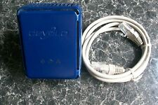 Devolo 1382 High Speed Ethernet II 2 Powerline Adapter 85 mbps mt 2173 & cable