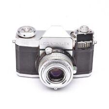 ZEISS IKON Contaflex IV 864/24 Super SLR 35mm Camera with TESSAR 50mm f/2.8 Lens