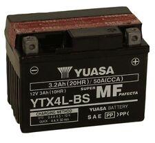 Yuasa Ytx4l-bs, 12v 3ah Para Motocicletas, Motos, Quads Moto, Jet Ski