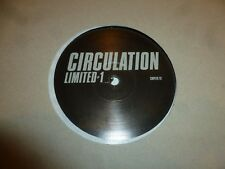 "CIRCULATION - Limited 1 - 2000 UK 2-track 12"" Vinyl single"