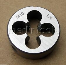 10mm x 1.5 Metric Left hand Die M10 x 1.5mm Pitch