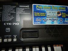 Casio Electronic Keyboard Ctk-710, bundle