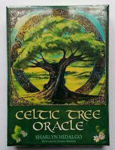 Celtic Tree Oracle, Sharlyn Hidalgo, Tarot, Orakel, Magie, Esoterik, engl.