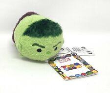 "The Incredible Hulk Mini Disney Tsum Tsum 3.5"" Plush - NEW with Original Tags"