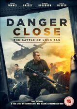 Danger Close - the Battle of Long Tan DVD *NEW & SEALED - FAST UK DISPATCH*