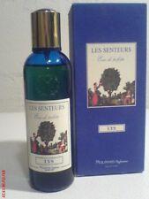 Molinard Les Senteurs EDT Lys, cobalt glass, spray, 3.3 oz 100 ml 80% France