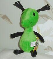 "Bing Bunny Padget Friend of Pando & Bing Super Soft Plush Toy Figure ""BNWT""🐝🐝"