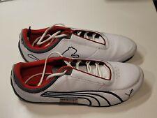 Puma Racing Drift Cat 4 BMW Motorsport Shoes 304321 01  Great Shape Size 8 US