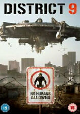 DISTRICT 9 - DVD - REGION 2 UK