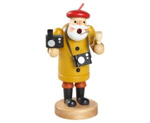 "German Christmas incense smoker ""photographer """