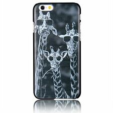 Ultra Thin Giraffe Frosted Protective Shell Slim Hard Case Cover for iPhone 6