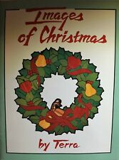 """Images of Christmas"" Stained Glass Designs by Terra Parma; 1987; 20 Patterns"