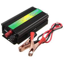 1500W Power Inverter DC 12V To AC 220V Modified Sine Wave Converter USB Charger