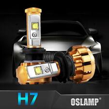 H7  960W 144000LM Cree LED Headlights Kit Conversion Light Bulbs White 6000K 2Pc